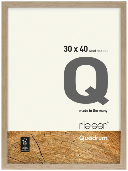 holz wechselrahmen nielsen quadrum bilderrahmen bilderrahmen passepartout pappen und mehr. Black Bedroom Furniture Sets. Home Design Ideas
