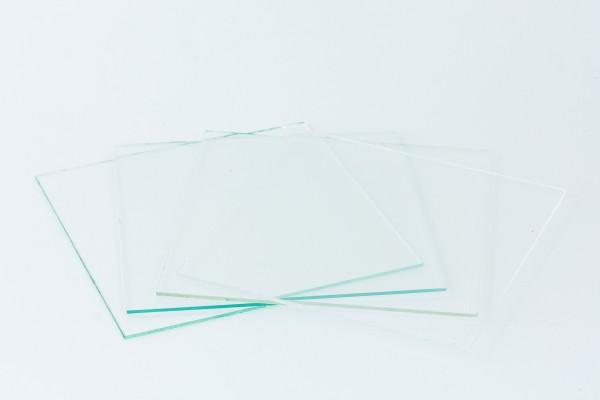 Glasscheibe / Acrylglas in 2 mm