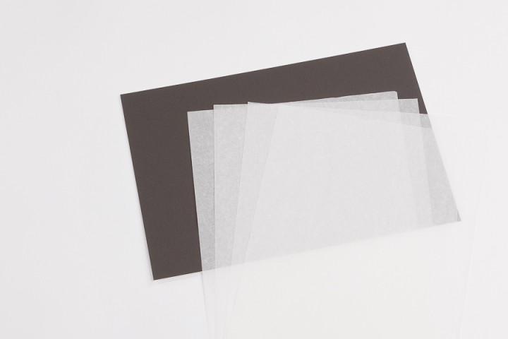Juwelier Seidenpapier weiß 75 x 100 cm in 18 g/qm