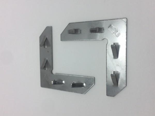 Montagewinkel Metall zum einschlagen
