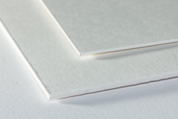 Passepartouts in Übergröße weiß/chamois (1,9 mm und 2,9 mm)