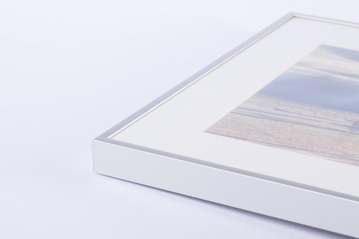 Aluminium-Wechselrahmen Leerrahmen Profil 221