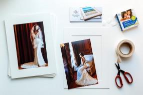 Bildergalerie mit Klapp-Passepartout erstellen